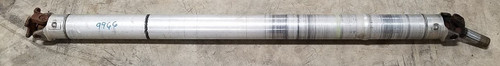 1993 Lincoln Mark VIII One Piece Driveshaft Aluminum