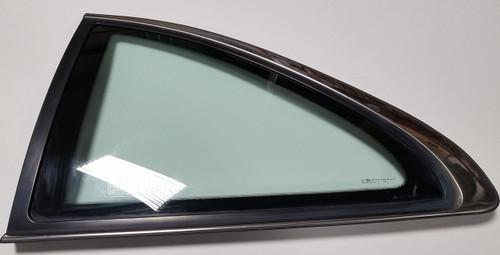 1993 1994 1995 1996 1997 1998 Lincoln Mark VIII Rear Quarter Glass LH Driver Side