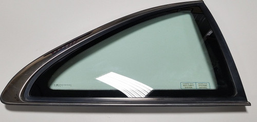 1993 - 1998 Lincoln Mark VIII Rear Quarter Glass RH Passenger Side