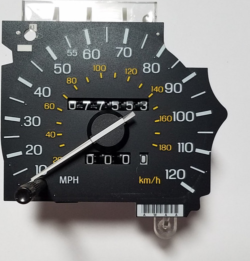 Speedometer 120 MPH  177K 1989 90 91 92 93 94 95 1996 Thunderbird Cougar