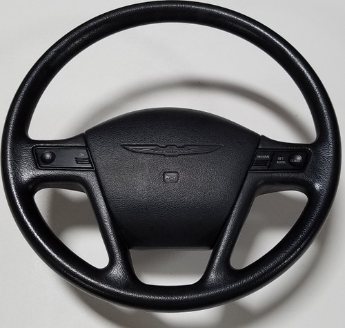 1992 - 1993 Thunderbird Steering Wheel LX Black Grade B