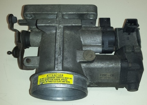 Throttle Body 1991 - 1995 - Non-Heated - WWW.TBSCSHOP.COM