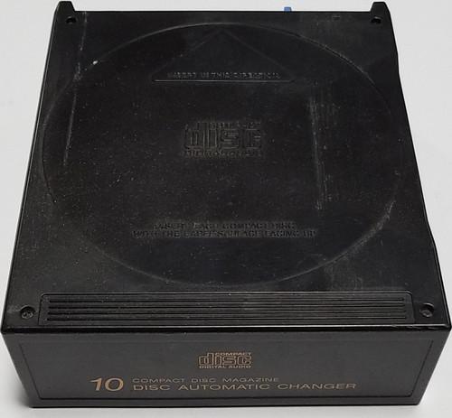 1995-1998 Lincoln Mark VIII 10 Disc CD Cartridge Magazine