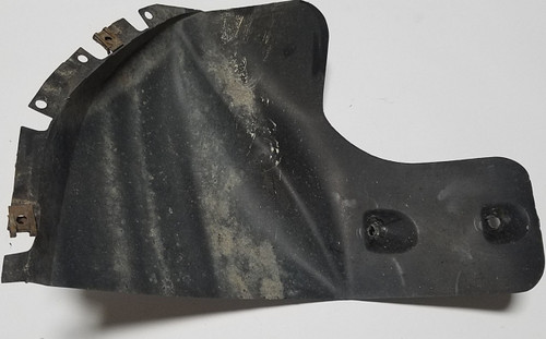 1997 1998 Lincoln Mark VIII Rear Splash Guard Driver Side