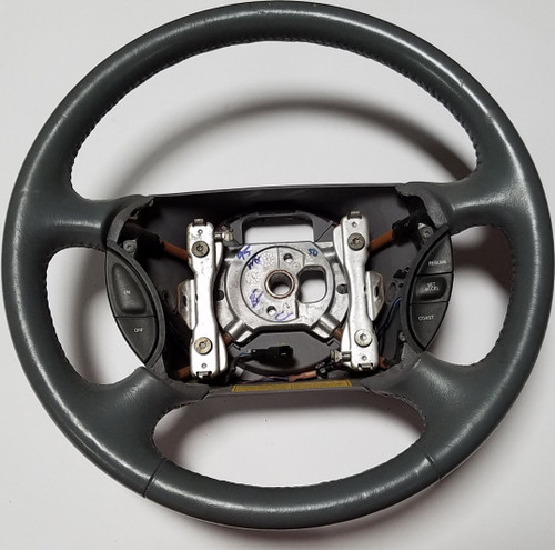 1993 1994 1995 1996 Lincoln Mark VIII Steering Wheel Gray
