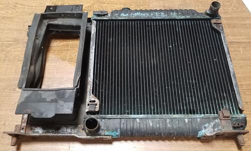 Radiator Manual Trans Holds Pressure 3.8L SC 1989 - 1993 Thunderbird SC Grade B