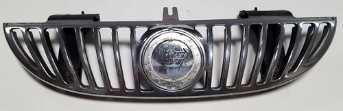 1996 1997 Mercury Cougar Hood Grill without Emblem