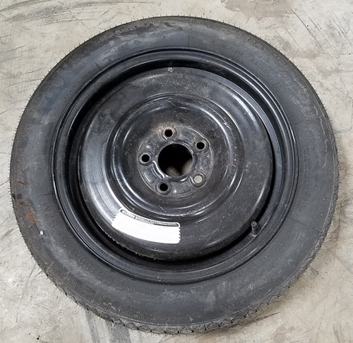1993-1998 Lincoln Mark VIII Aluminum Spare Wheel T125/80 R16