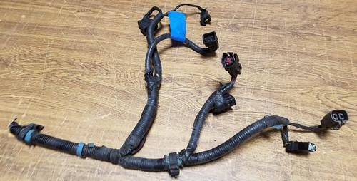 1989-1992 Thunderbird 5.0L ABS Brake Master Cylinder Assembly Harness Pigtail
