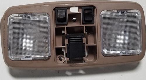 Sunroof Switch Light Assembly Tan 1991-1997 Thunderbird Cougar Grade C