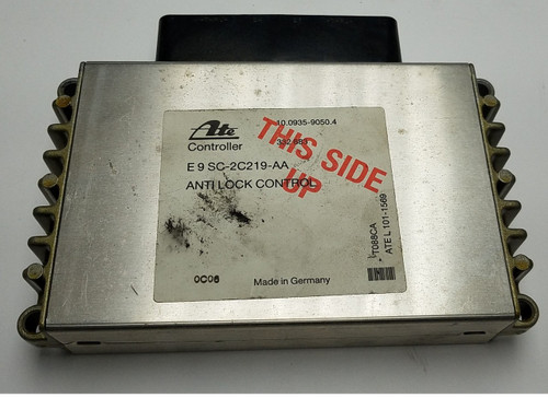 1987-1992 Thunderbird SC Mark VII Teves 2 ABS Control Module ECU E9SC-2C219-AA