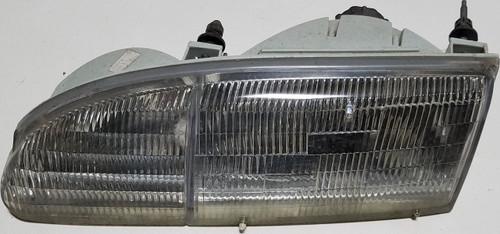 Headlight LH Driver Side 1994 1995 Thunderbird Grade A