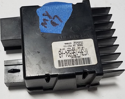 1997 1998 Mark VIII Blower Motor Resistor PWM YF3H-19E624-AB