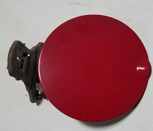 1989-1997 Thunderbird Cougar Fuel Door Red Without Lock Grade A