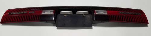 1991 1992 1993 Cougar LS Trunk Reflector Complete Unit Grade A