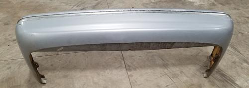 1996 1997 Mercury Cougar Rear Bumper Cover Silver