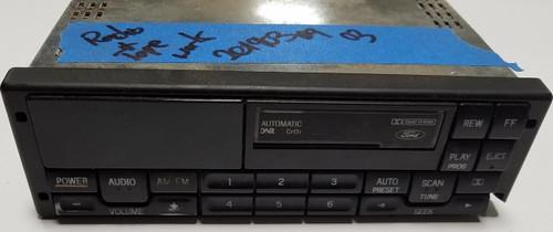 1996 1997 Thunderbird Cougar Premium Sound Radio Tape Player F6SF-19B165-AA