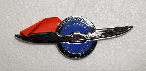 NEW Thunderbird SC 1990 35th Anniversary Thunderbird Fender Badge