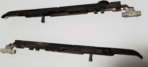Sunroof Glass Bracket Set 1989 90 91 92 93 94 95 96 Thunderbird Cougar Mark VIII