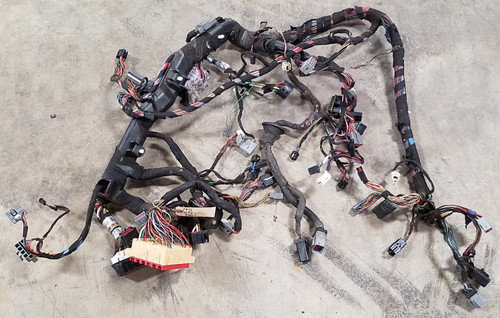 1998 Lincoln Mark VIII Dash Wire Harness F8LB-14401-BG