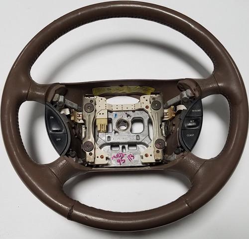 Steering Wheel Tan 1994-1996 Thunderbird Cougar
