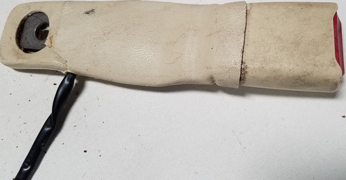 1993-1998 Lincoln Mark VIII Seat Clip Ivory Driver Side