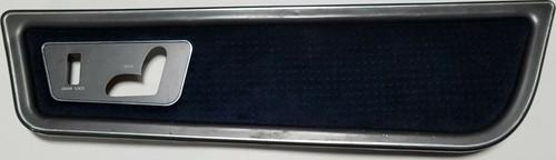 1984-1992 LINCOLN MARK VII DOOR PANEL PAD Insert Blue Cloth Passenger Side RH