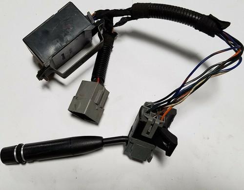 1985-88 THUNDERBIRD Cougar wiper switch with module  E5SZ-17A553B
