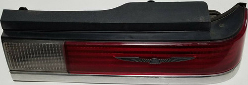 1985-1986 Ford Thunderbird Chrome Trim RH Passenger Side OEM tail light elan