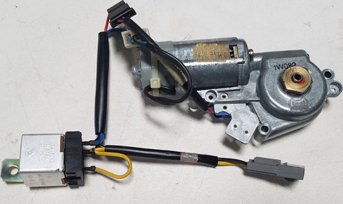 1984-1992 Lincoln Mark VII Sunroof Motor with Relay
