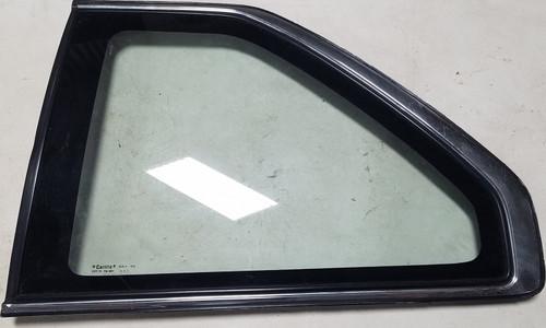 1984-1992 Lincoln Mark VII Rear Quarter Glass LH Driver Side