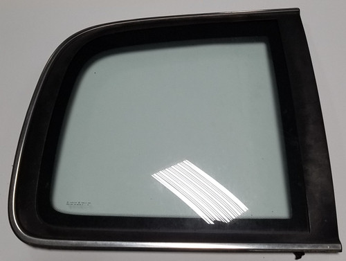 Rear Quarter Glass Passenger 1989-1990 Cougar LS