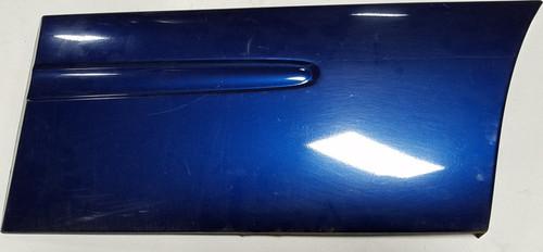 Exterior Rear Molding LH Driver Side Blue 1996 1997 Thunderbird Cougar