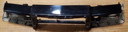 1984-1992 Lincoln Mark VII LSC Header Panel Lights Mount Ford OEM Black