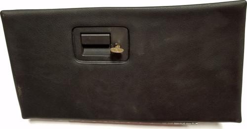 1993 - 1996 Lincoln Mark VIII Glove Box Black with Key