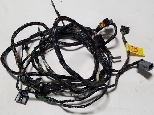1997 1998 Lincoln Mark VIII JBL Premium Sound Amp and CD Changer Wire Harness F8LB-19B113-CA