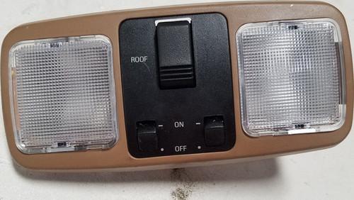 Sunroof Switch Light Assembly Switch Mocha 1993-1998 Thunderbird Cougar Mark VIII
