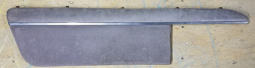 Door Panel Insert - Driver - Gray Cloth - 1989 - 1993 Thunderbird and Cougar - WWW.TBSCSHOP.COM
