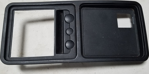 1983-1988 Cougar Thunderbird Center Console Panel
