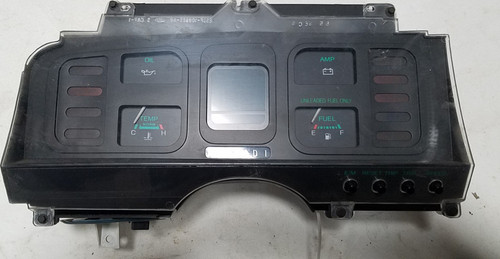 1987 Cougar Thunderbird Digital Dash Speedometer Cluster Instrument Panel