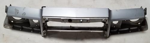 1984-1992 Lincoln Mark VII LSC Header Panel Lights Mount Ford OEM Silver