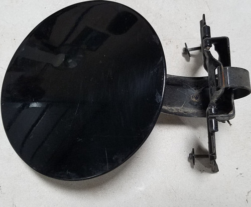 1984-1992 Lincoln Mark VII Gas Cap Door Black