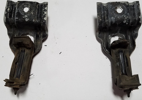 1984-1992 Lincoln Mark VII Radiator Bracket Mount Set