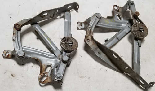 1984 1985 1986 1987 1988 1989 1991 1992 Lincoln Mark VII Hood Hinge Set