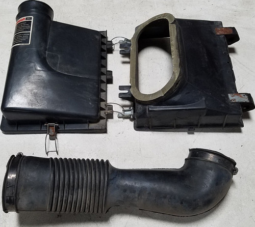 1986-1992 Lincoln Mark VII 5.0L Intake Tube Assembly with Air Box