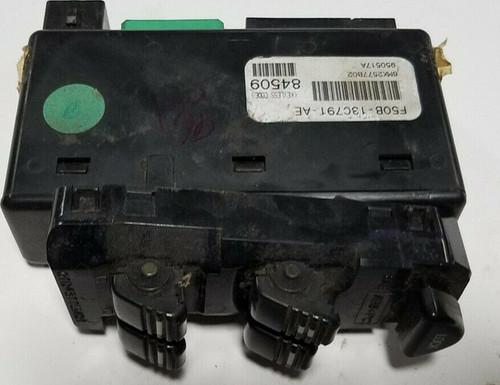 1995 96 1997 LINCOLN CONTINENTAL POWER WINDOW KEYLESS ENTRY Switch F50B-13C791-AF OEM