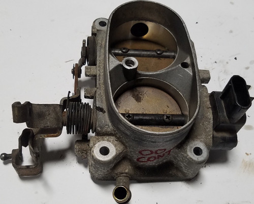 1998 to 2002 Continental 4.6L 8CYL Throttle Body Valve Assembly F80U-CA