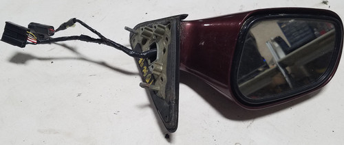 1998 1999 2000 2001 2002 Lincoln Continental LH Driver Side Mirror Maroon
