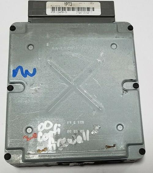 1998-2002 LINCOLN CONTINENTAL ENGINE MODULE ECU XF3F-12A650-CD EEC
