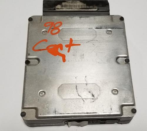1998 LINCOLN CONTINENTAL OEM ECU ENGINE CONTROL MODULE F80F-12A650-BD